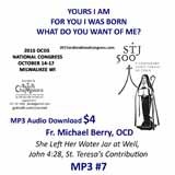 2015 OCDS MIL MP3 Audio Talk 07
