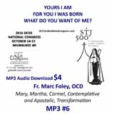 2015 OCDS MIL MP3 Audio Talk 06