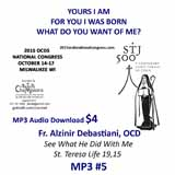 2015 OCDS MIL MP3 Audio Talk 05
