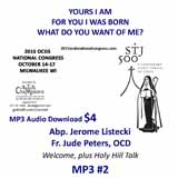 2015 OCDS MIL MP3 Audio Talk 02