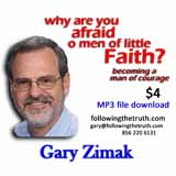 Gary Zimak Men Little Faith MP3