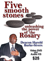 Five Smooth Stones - Rosary