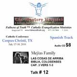 Full 2010 Corpus Talk 12 CD