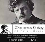 2016 Chesterton 7 CD Album