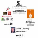 2016 Chesterton Talk 03 CD
