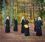 St. Benedict Sisters Music CD