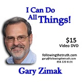 Gary Zimak Can Do All Thing DVD