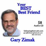 Gary Zimak BEST Best Friend CD