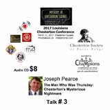 2017 Chesterton Talk 03 CD
