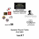 2017 Chesterton Talk 07 CD