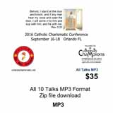 2016 Orlando Char All Talks MP3