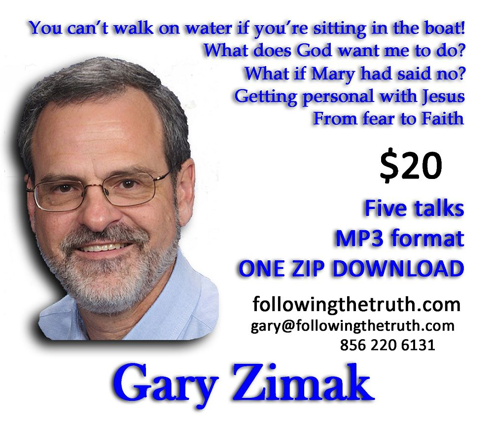 Gary Zimak 5 Talks MP3 DOWNLOAD